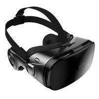 VR Glasses 3D Helmet Virtual Reality VR Glasses Headset Stereo Glasses With Bluetooth Remote For IPhone XS Max XR X 8 7 Plus