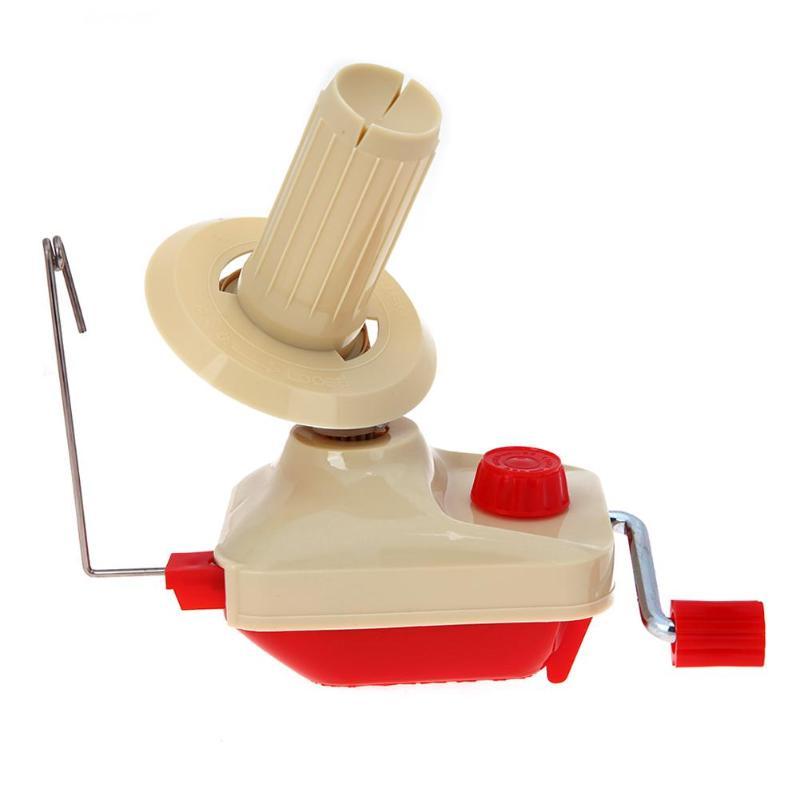 Handheld Yarn Winder Fiber String Line Ball Winding Machine Manual Wool Winder Sewing Accessories For Yarn Fiber Machine