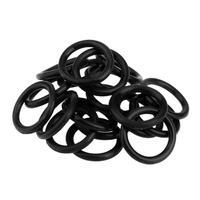 20Pcs Zwart Rubber Twin Cam Olieaftapplug O-ringen voor Harley Davidson Motorfiets Accessoires & Onderdelen Cam olieaftapplug O-ringen