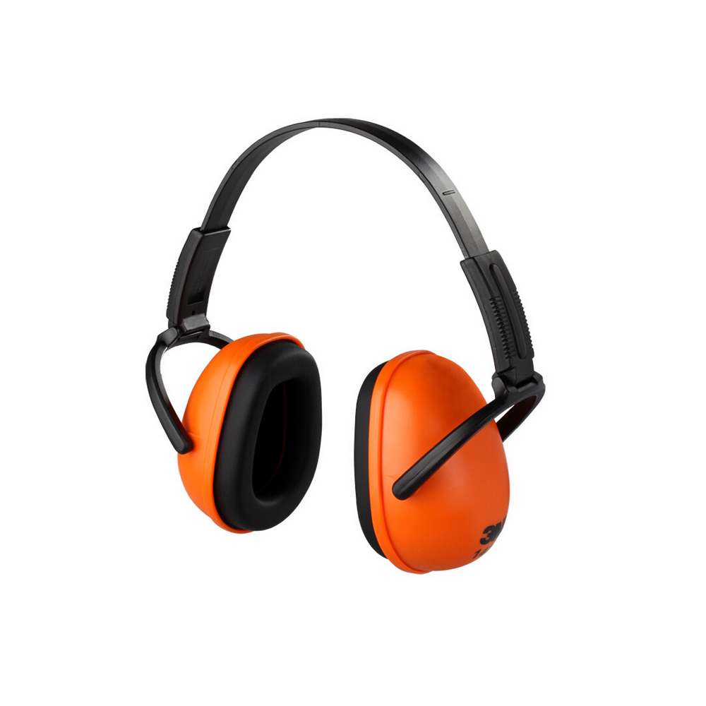 3M 1436 Folding Soundproof Earmuffs Anti-noise Protective Safety Ear muffs