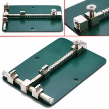 Регулируемый печатной плате приспособлений держатель подставка с зажимом для мобильного телефона аксессуары, инструменты для ремонта ремонт Холдинг Панели