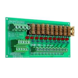 Image 4 - AC/DC 5 To 32V DIN Rail Mount 10 Position Power Distribution Fuse Holder Module Board