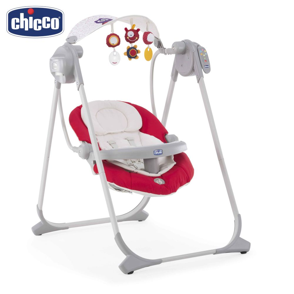 Bouncers,Jumpers & Swings Chicco Polly Swing Up 63876 Chair rocking chairs swing chaise lounge baby for  boys girls chicco пирамида rocking tower