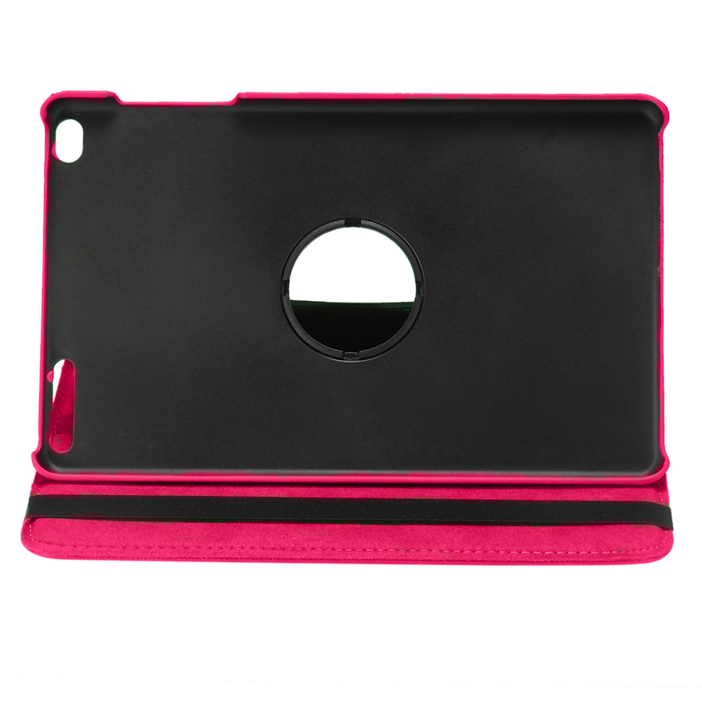 Stand Leather Cover For Huawei Media Pad case T110 T1-A21W T1-A21L T1-A23L 9.6 inch Tablet Case 360 Rotating Bracket Flip