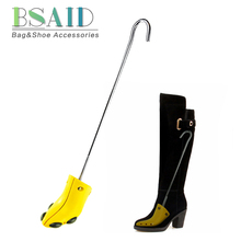 BSAID 1pc Shoe Stretcher Long Boots Shoes Tree Shaper Rack Shoe Support Device Pumps Boots Expander Trees For Women Size 35-42