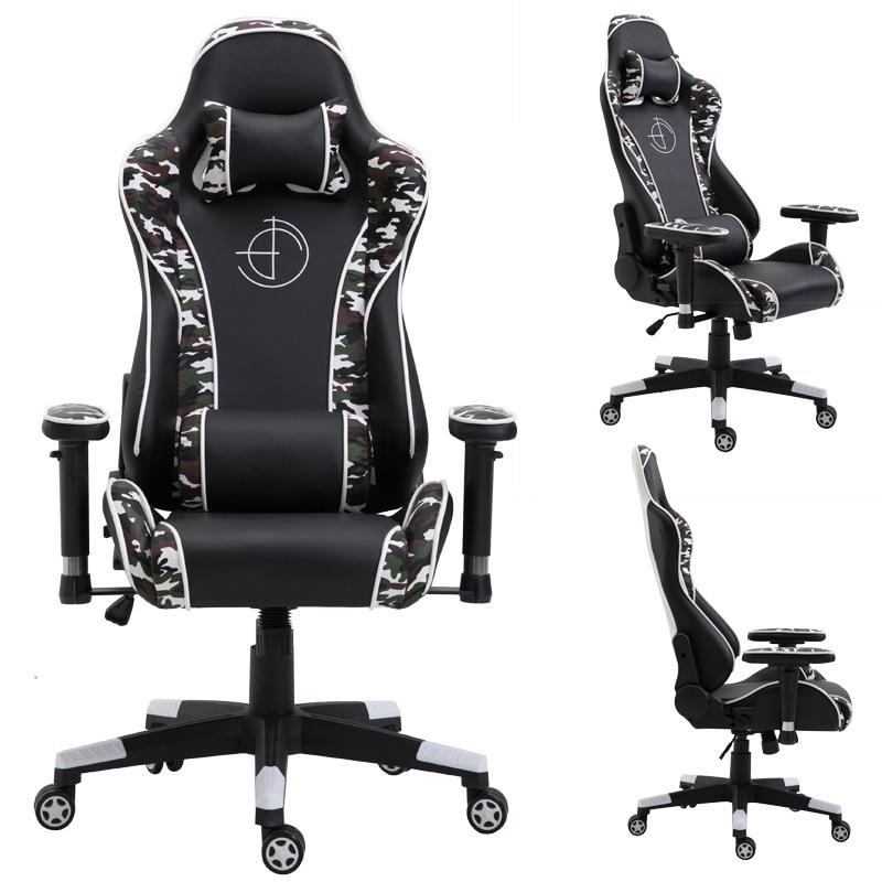 Chaise ordinateur concurrence Internet Bar chaise de jeu chaise de course peut mentir ordinateur chaise tournanteChaise ordinateur concurrence Internet Bar chaise de jeu chaise de course peut mentir ordinateur chaise tournante