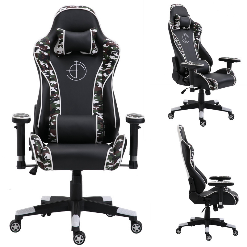 Computer Chair Competition Internet Bar Game Chair Racing Chair Can Lie Computer Revolving Chair