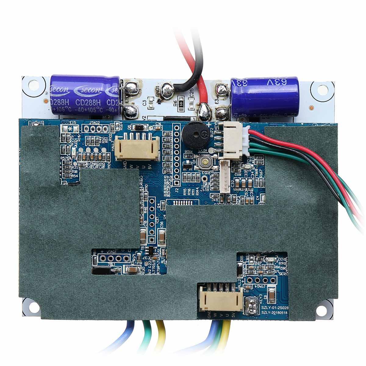 36VV skateboard électrique double moteur Longboard Drive Controller ESC Hub moteur Mini À Distance skateboard électrique Accessoires - 2