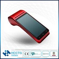 Handheld sem fio bluetooth impressora de recibos térmica tela toque usb sim fone ouvido android wifi gprs moblile pos terminal sistema