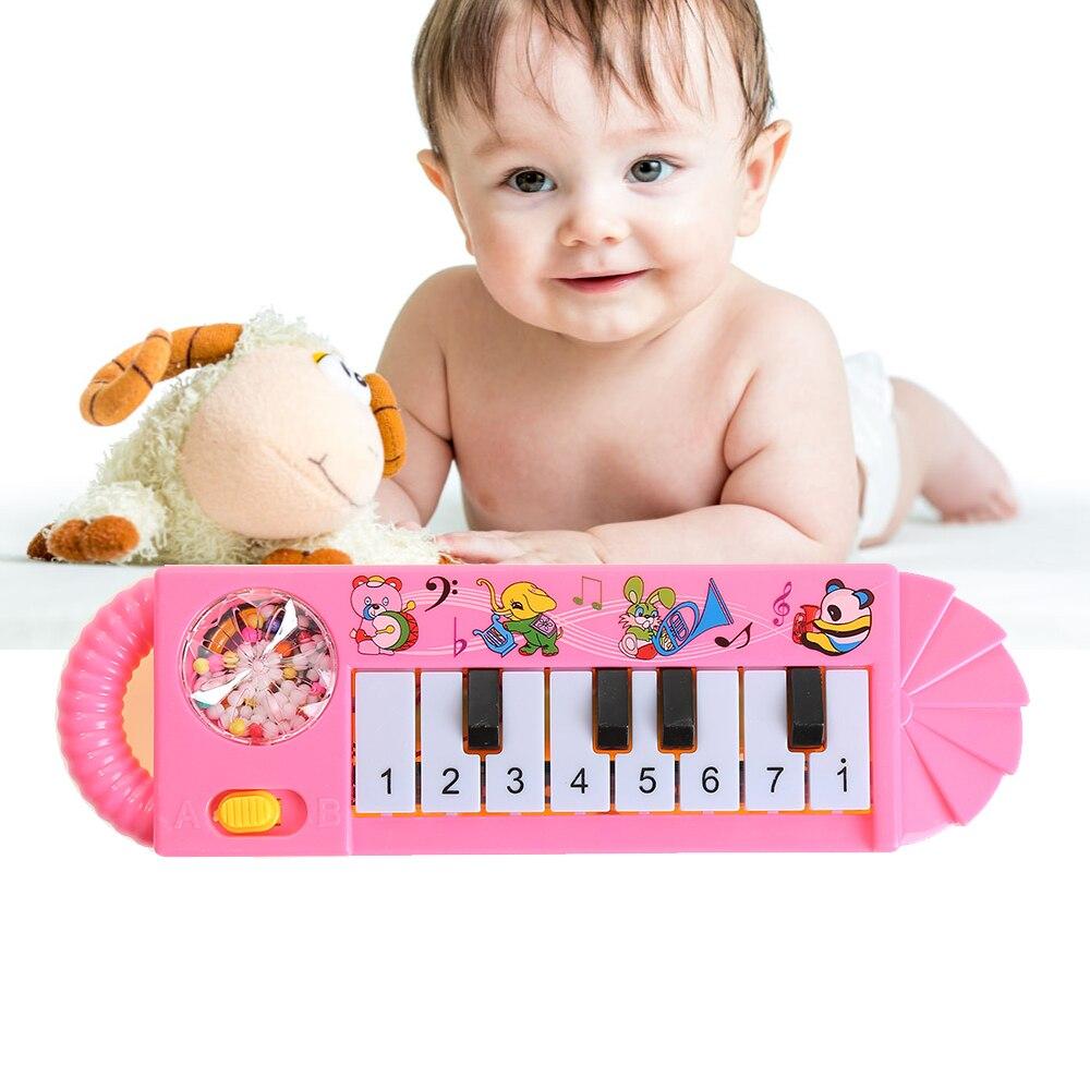 Beau jouet éducatif de développement d'outil de musique de Piano pour le bébé enfant infantile garçon