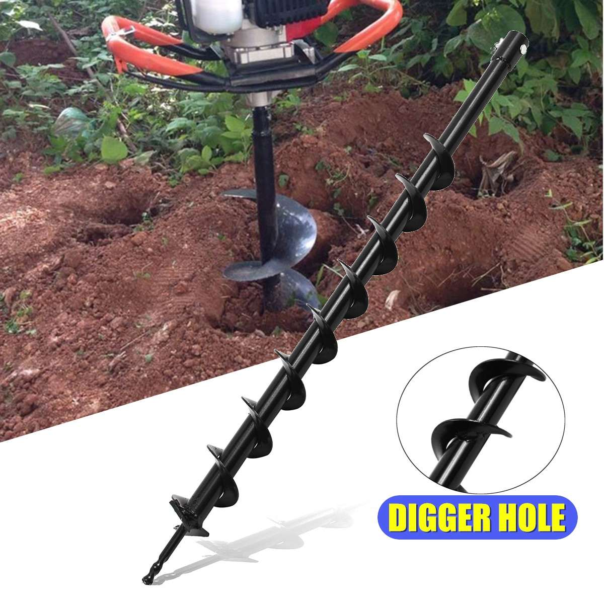 Best Manual Post Hole Diggers Reviews Help You Spend Less