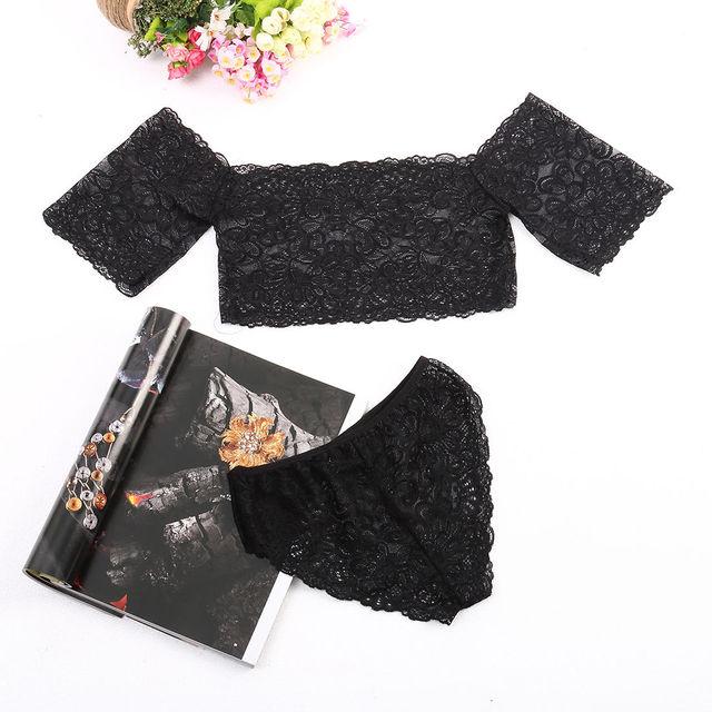 Babydoll Lace G-string Sleepwear