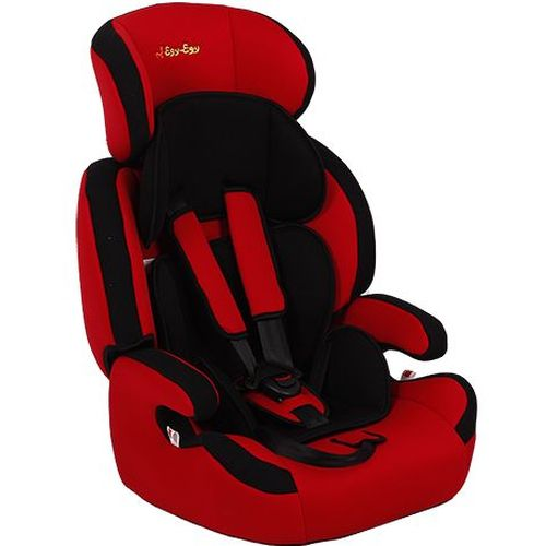 Car Seat Food-Grade Food KS-515 Black And red, 9-36 kg, with liner car seat food grade food ks 516 lux graffiti gray 9 36 kg with liner