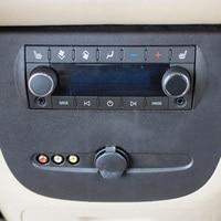 עבור שברולט עבור רכב רוטרי ידית שליטה הפנים אחורי Switch אביזרים נפח רדיו עמיד יוקון סיירה GMC סילברדו שברולט (2)