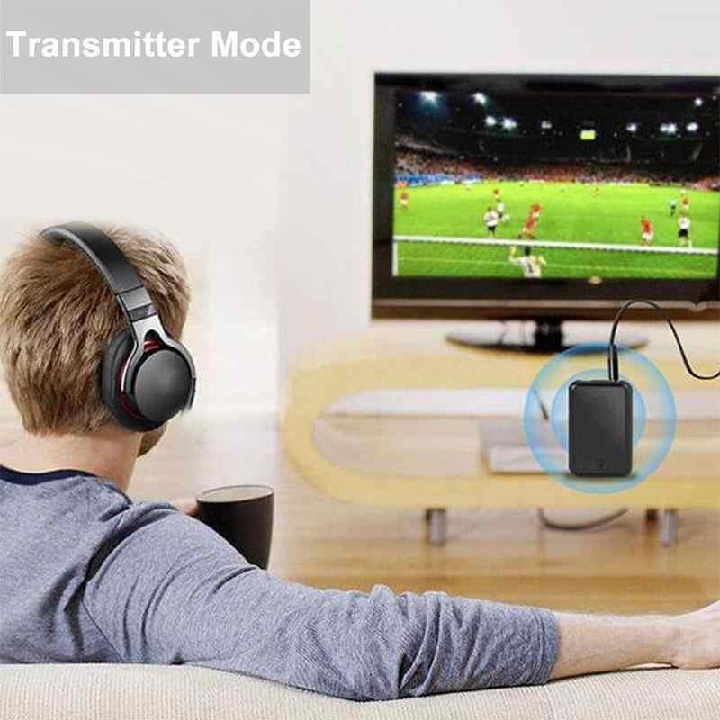 Bluetooth V4.0 передатчик Беспроводной A2DP 3,5 мм стерео аудио Музыка адаптер Dongle аудио дома Динамик рецепторов разъем r20
