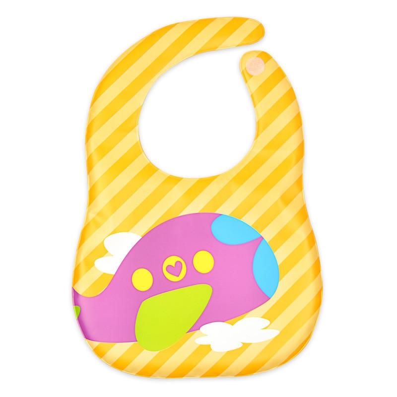 Niños eva baberos impermeables bebé dibujos animados lindo lavar - Ropa de bebé - foto 2