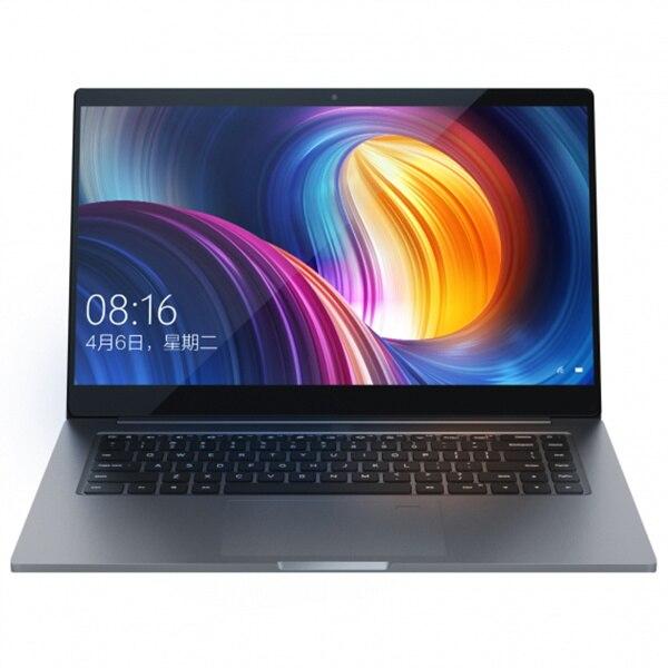 Xiao mi mi ordinateur portable Pro 15.6 pouces i7-8550U 16GB DDR4 256GB SSD GTX1050Max-Q 4GB GDDR5 ordinateur portable