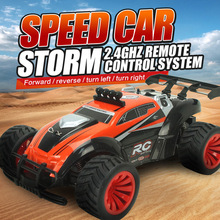 цена на 2019 Hot Sales Original Subotech BG1505 High Speed Off-road Vehicle 1/16 Full Scale 4CH 2.4GHz 4WD RC Racing Car RTR ZLRC