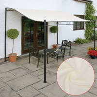 3x3/2.6M 300D Canvas Waterproof Tent Canopy Sun Shelter Cloth Outdoor Tent Top Roof Cover Patio Awning Garden Supplies Tool