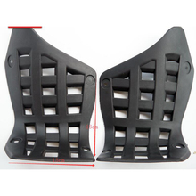 цена на 2 Pieces 5.91 Inch ABS Plastic Foot Rest Guard For ATVs/Jinling 250cc /EEC JLA-21B&JLA-923 Light Weight