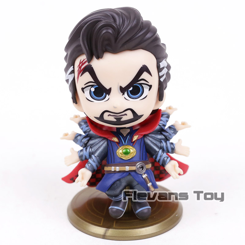 New Marvel Avengers Infinity War Doctor Strange FIghting Version Cosbaby Figure