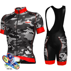Image 4 - 2019 Team Schaatspak Pro Wielertrui 19D Gel Bike Shorts Pak Mtb Ropa Ciclismo Vrouwen Zomer Fietsen Maillot Culotte Kleding