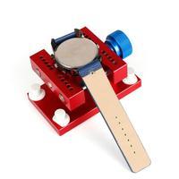 Watch Repair Tool Metal Watch Case Holder Adjustable Watchmakers Vice Tool