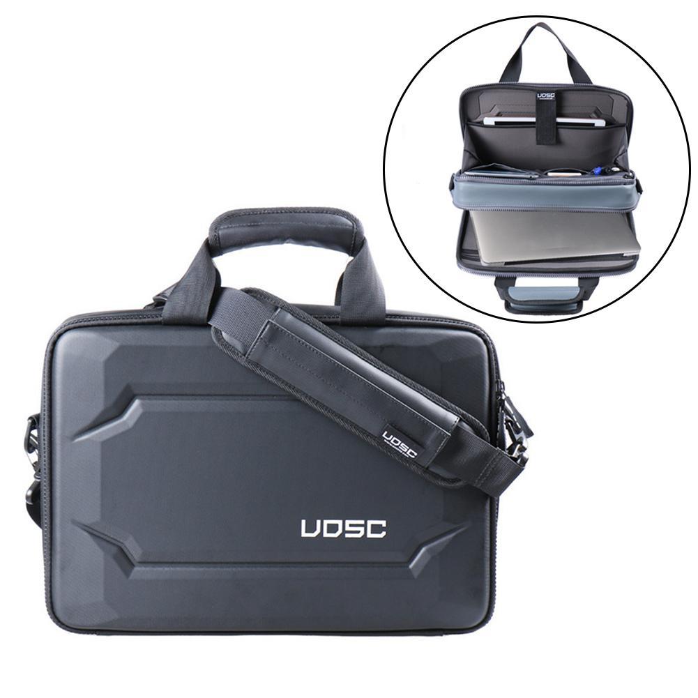 Mallette de rangement étanche à la poussière sac à bandoulière pour ordinateur portable housse pour MacBook Pro/Air 13 pouces sac de bureau d'affaires