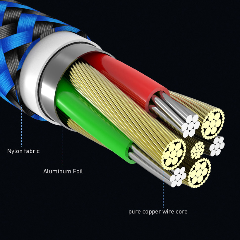 Cellphones & Telecommunications Mobile Phone Accessories Uslion Micro Usb Cable Usb Type C Magnetic Cabo For Xiaomi Samsung S9 S8 For Iphone X Nylon Braided Led Magnet Cable Phone Cable