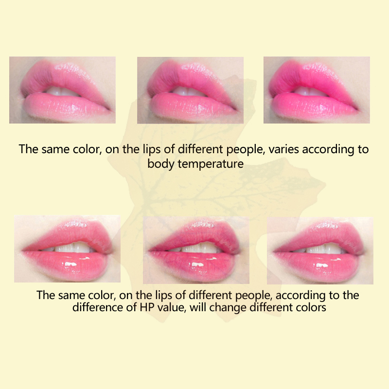 Lip Balm Color Changing Moisturizing Long Lasting Lipstick For Party Daily Use 3