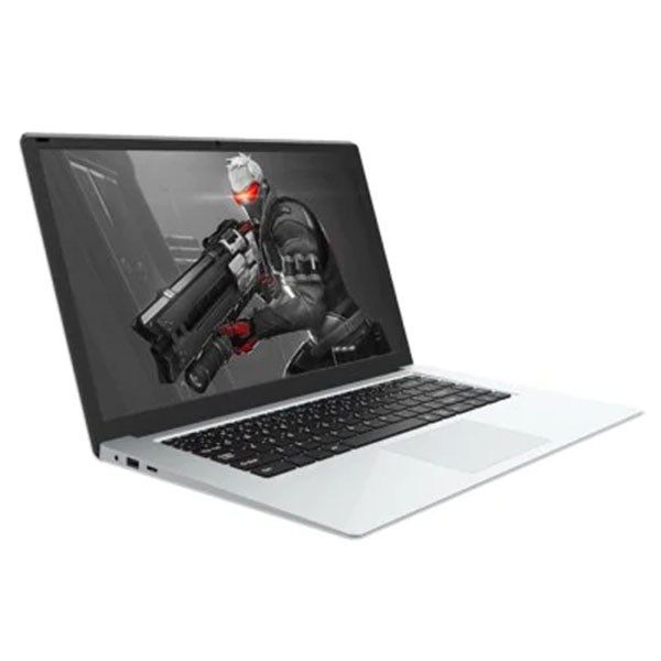 T-bao Tbook R8 4GB DDR3L 64GB EMMC Intel Cherry Trail X5-Z8350 Graphics 400 Laptop 15.6 Inch FHD Silver Gaming Notebook