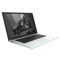 T bao Tbook R8 4GB DDR3L 64GB EMMC Intel Cherry Trail x5 Z8350 Graphics 400 Laptop 15.6 inch FHD Silver Gaming Notebook