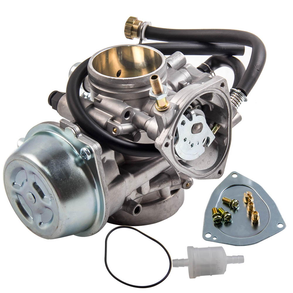 Carburetor Carb For Bombardier Can-Am Models DS 650 2001-2004 for Quest 650 XT 2002-2004 for Polaris Predator 500 With CoverCarburetor Carb For Bombardier Can-Am Models DS 650 2001-2004 for Quest 650 XT 2002-2004 for Polaris Predator 500 With Cover