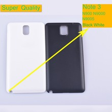10Pcs/lot For Samsung Galaxy Note 3 Note3 N900 N9000 N9005 Housing Battery Cover Back Cover Case Rear Door Chassis Shell s style protective tpu back case for samsung galaxy note 3 n9000 white