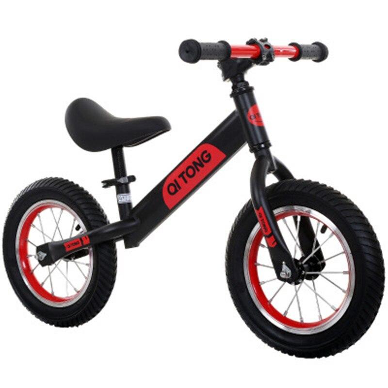 Детский горный велосипед детский баланс автомобиля без педали портативный Детский самокат От 2 до 6 лет скорость унисекс безопасность детский велосипед езда игрушки - 2