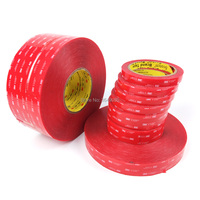 1PCS width(10 50mm)*length 33meter 3M Clear VHB Double Coated Acrylic Foam Tape 4905, Thick 0.5MM