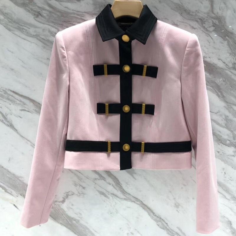 Veste Qualité Manteaux 2019 Limitée Femmes Nouveautés De Pour Mode O Manteau Survêtement Supérieure Tissu cou 1Rxq6Rrwn5