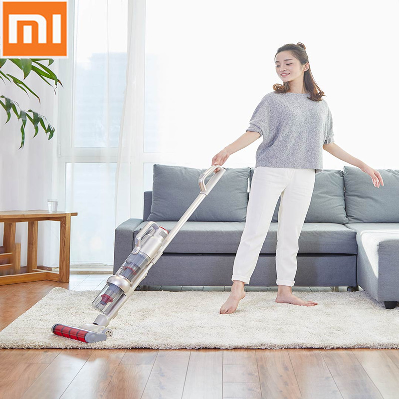 Original Xiaomi JIMMY JV71 Robot Handheld Wireless Vacuum Cleaner Vertical wireless use large suction Vacuum Cleaner for home