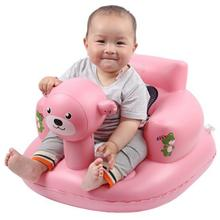 2018 New Inflatable Sofa - Baby Learning Sit Chair - Child Baby Dining Chair Seat - BB Inflatable Stool
