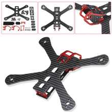 Chameleon 220mm 5 FPV Frame FPV Racing Drone Quadcopter frame FPV for PUDA QAV R 220