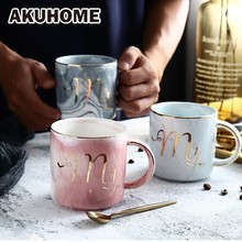 Lovers Coffee Mug Milk Mug Tea Cup Phnom Penh Ceramics New Originality Office Travel Pink White creative office spoof teacup ceramics coffee cup piggy nose mug