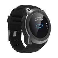 NAZIDOLG GPS inteligentny zegarek sportowy z wezwaniem ciśnienia powietrza do kempingu outdoorsman S958 w Inteligentne zegarki od Elektronika użytkowa na