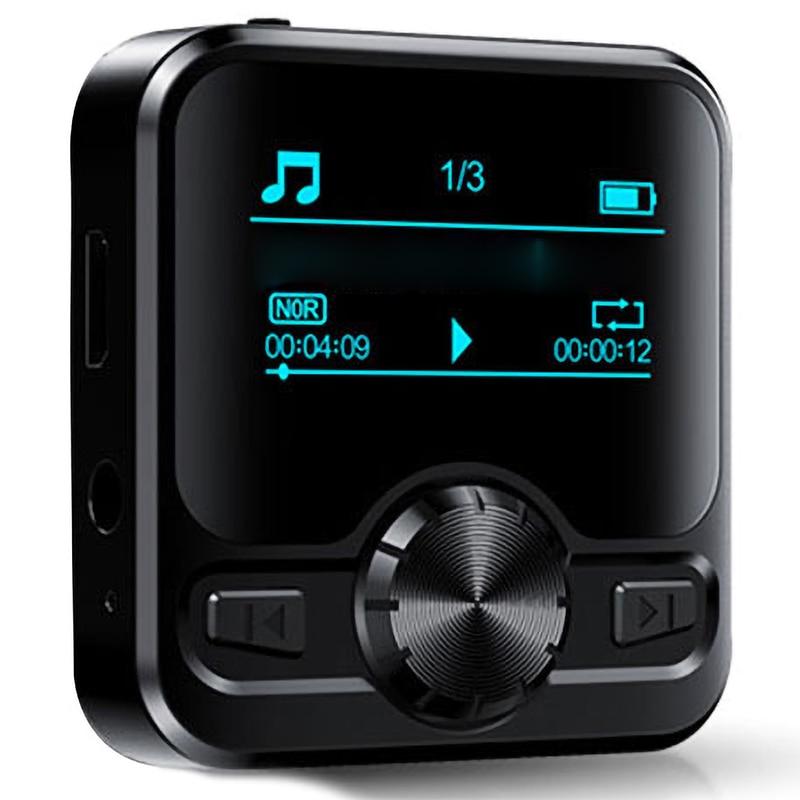 Hifi Sports Bluetooth Mp3 Voice Recorder Hifi Mp3 Player Bluetooth Dsd 8Gb Voice Recorder Pen Hifi Audio Fm Radio Support E-Bo