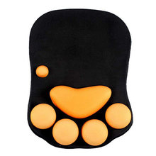 Kawaii Cat claw Mouse Pad 65068 for Home Office Gitfs(China)