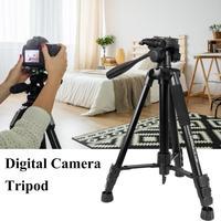 VT 880 SLR Camera Tripod DV Camera Holder Stand Aluminum Travel Portable Tripod
