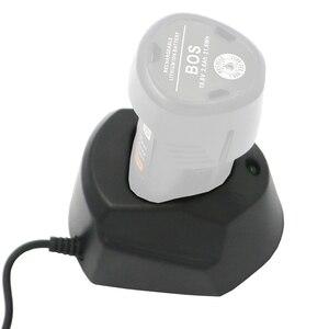 Image 5 - Li ion Batterij Oplader Voor Elektrische Boor 3.6 V/10.8 V Power Tool Li Ion Batterij Tsr1080 Gsr10.8 2 Gsa10.8V gwi10.8V Us Plug