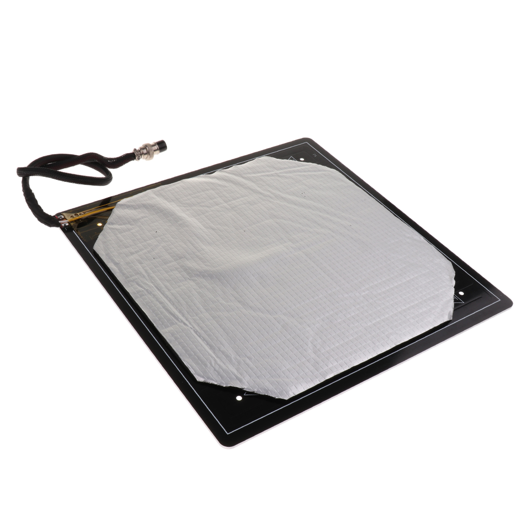 MK3 Heated Bed 300*300*3mm Aluminium PCB Heatbed Heat bed for Creality CR10 свитер женский billabong dance with me off black