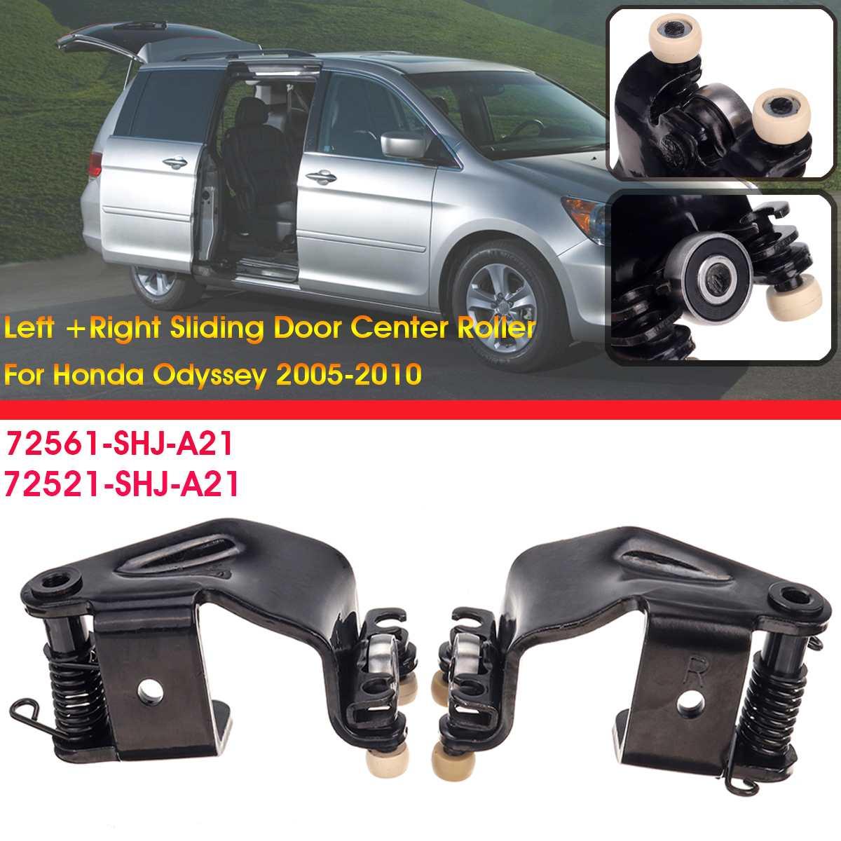 Sliding Center Male Door Roller for Honda for Odyssey 2005-2010 72521SHJA21 Right LeftSliding Center Male Door Roller for Honda for Odyssey 2005-2010 72521SHJA21 Right Left