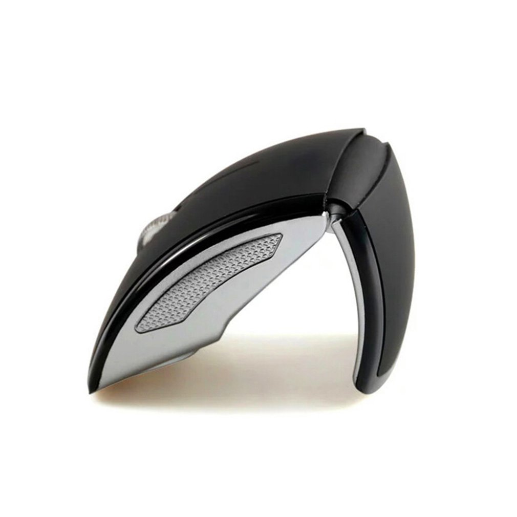 Foldable Mini 2.4G Mouse Portable Rechargeable Wireless Mouse USB Computer Mouse Wireless For PC Laptop