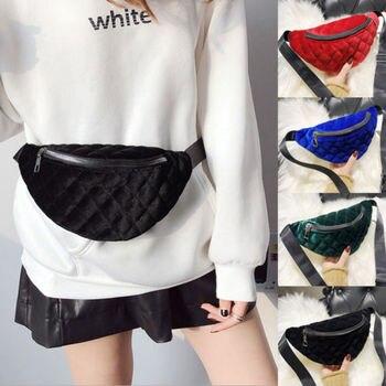 Riñonera de mujer riñonera cinturón de mendigo cinturón para funda del teléfono monedero remaches bolsa riñonera